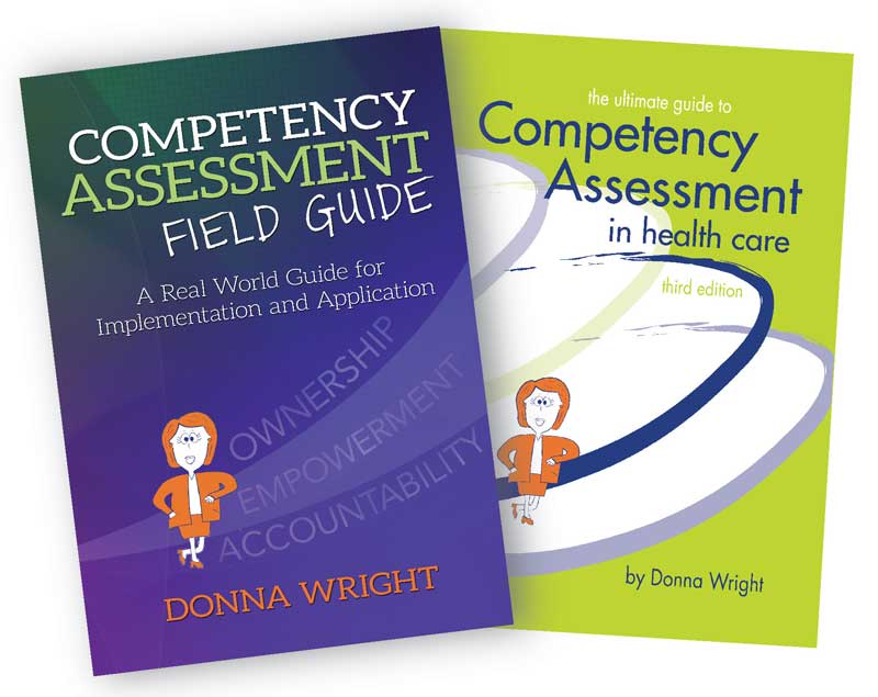 Competency Assessment Book Set B655s The resulting article ratings are used to aid in recognizing excellent contributions. creative health care management
