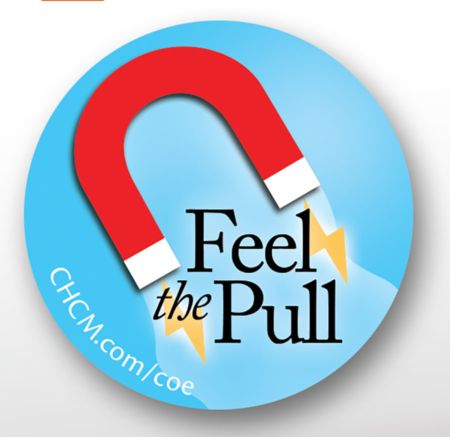 Feel the Pull Button