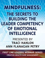 Mindfulness: The Secrets to Building the Leader Competency of Emotional Intelligence - Webinar