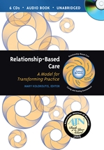Relationship-Based Care Audio Book CD