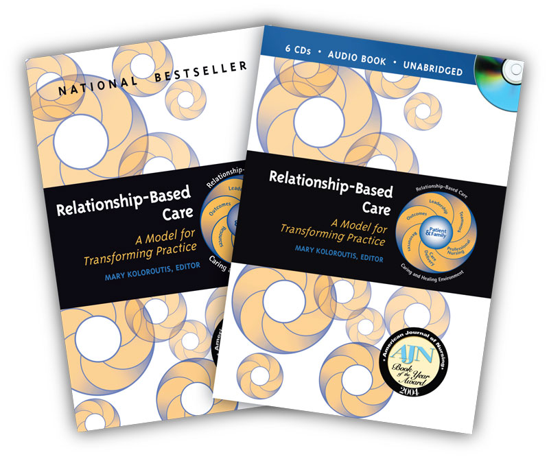 Relationship-Based Care Book & Audio Set