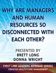 Why are Managers and Human Resources so Disconnected? - Webinar